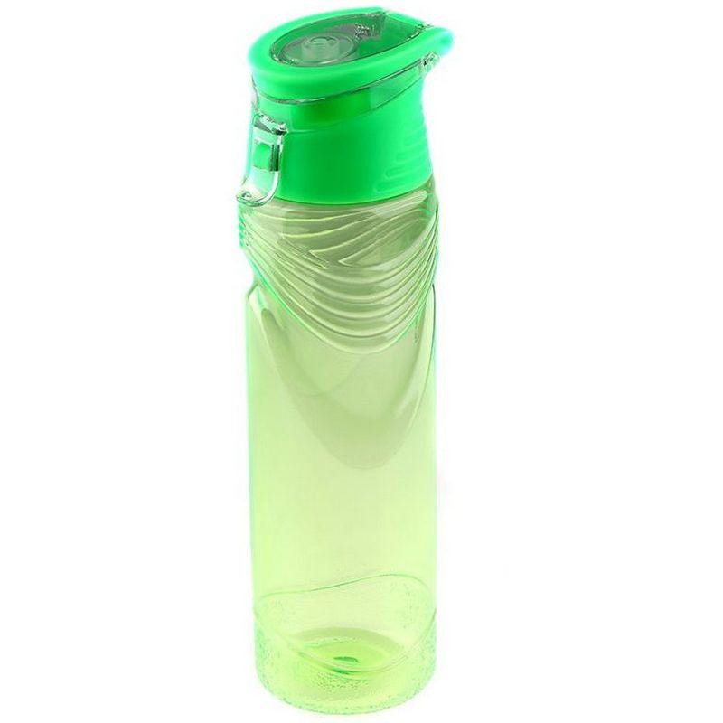 Бутылка для воды Konono, в чехле, 800 мл (арт. 2366704_зеленый)