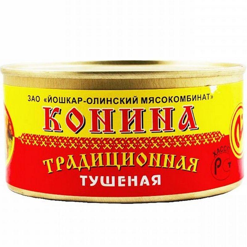 Конина тушеная Йошкар-Олинский МК