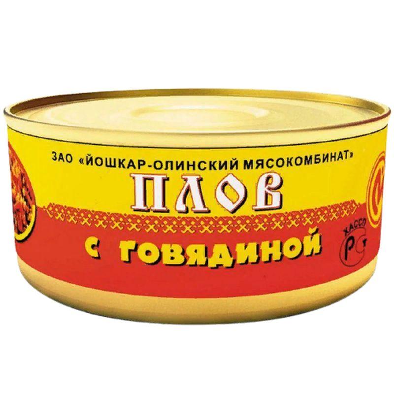 Плов Йошкар-Олинский МК