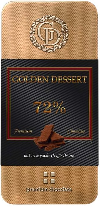 Шоколад Golden Dessert