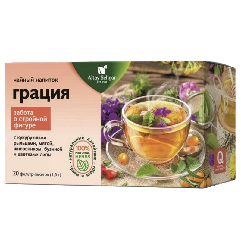 Чайный напиток Altay Seligor