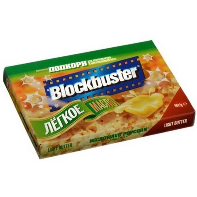 Попкорн Blockbuster