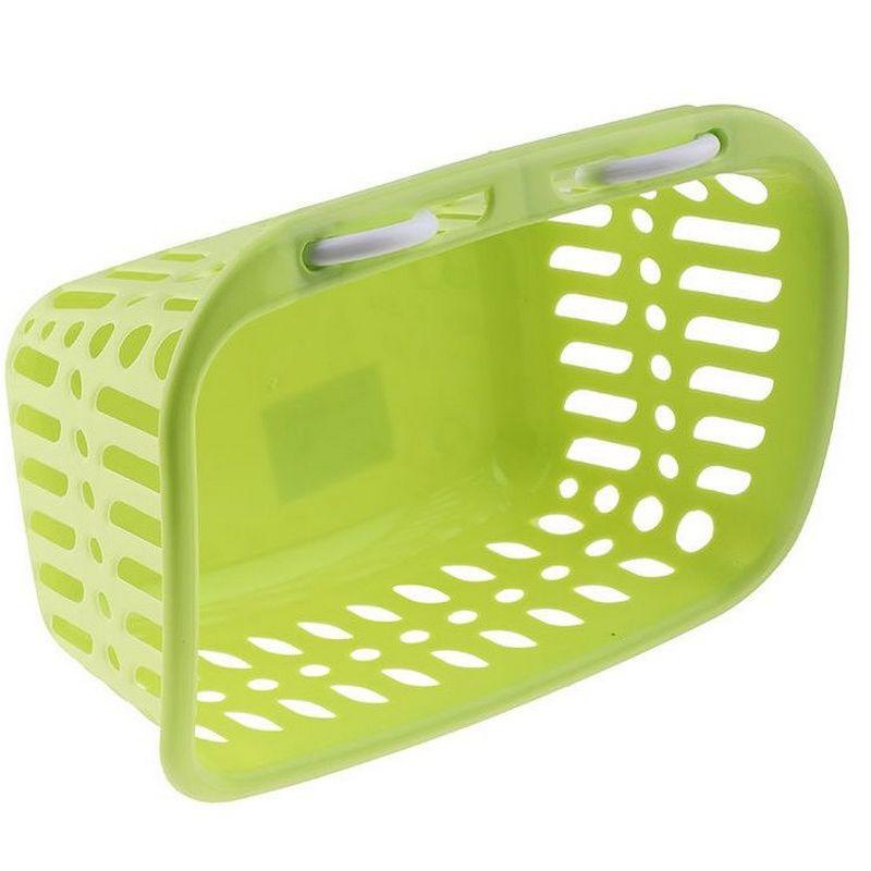 Сушилка для приборов Konono, цвет: зеленый, 12х12х9 см