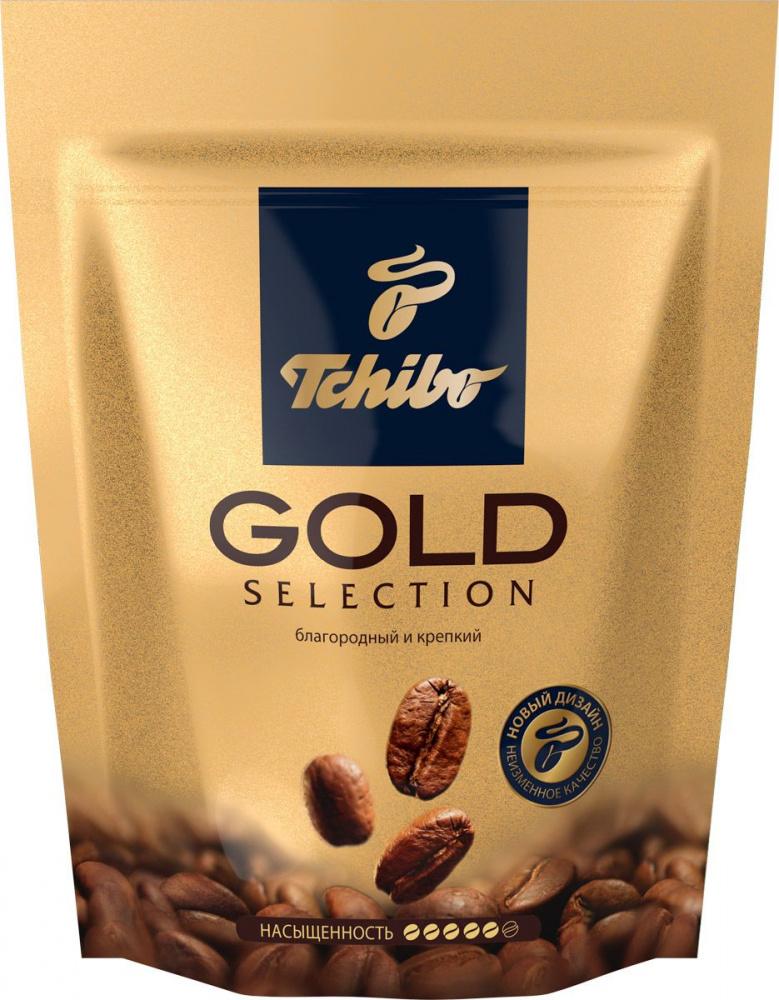 """Картинка для Кофе растворимый Tchibo """"Gold"""", 75 г"""