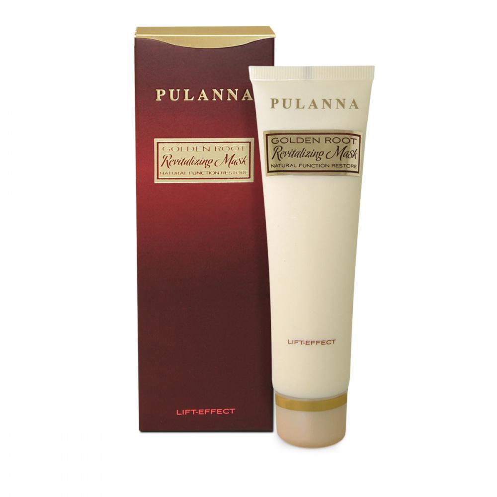 Оживляющая маска для кожи лица и шеи Pulanna
