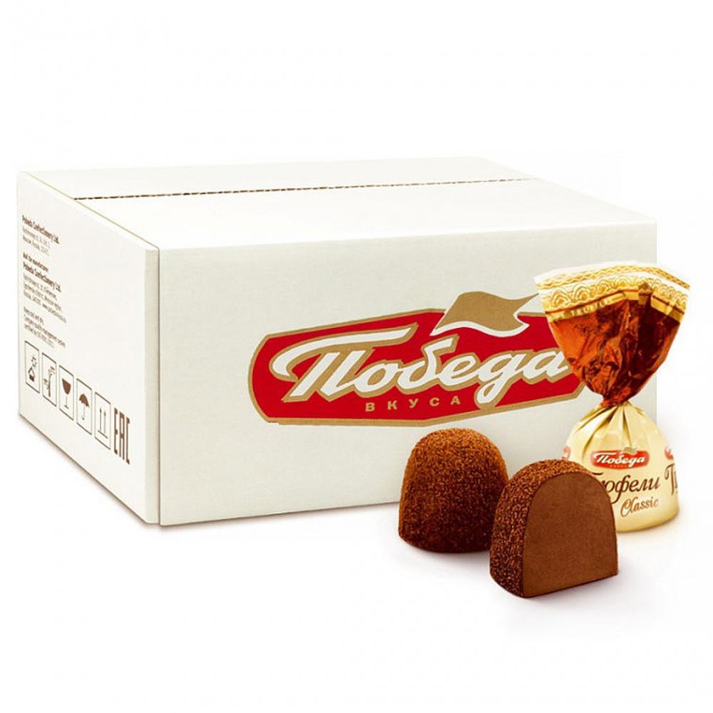 Трюфели шоколадные Победа вкуса