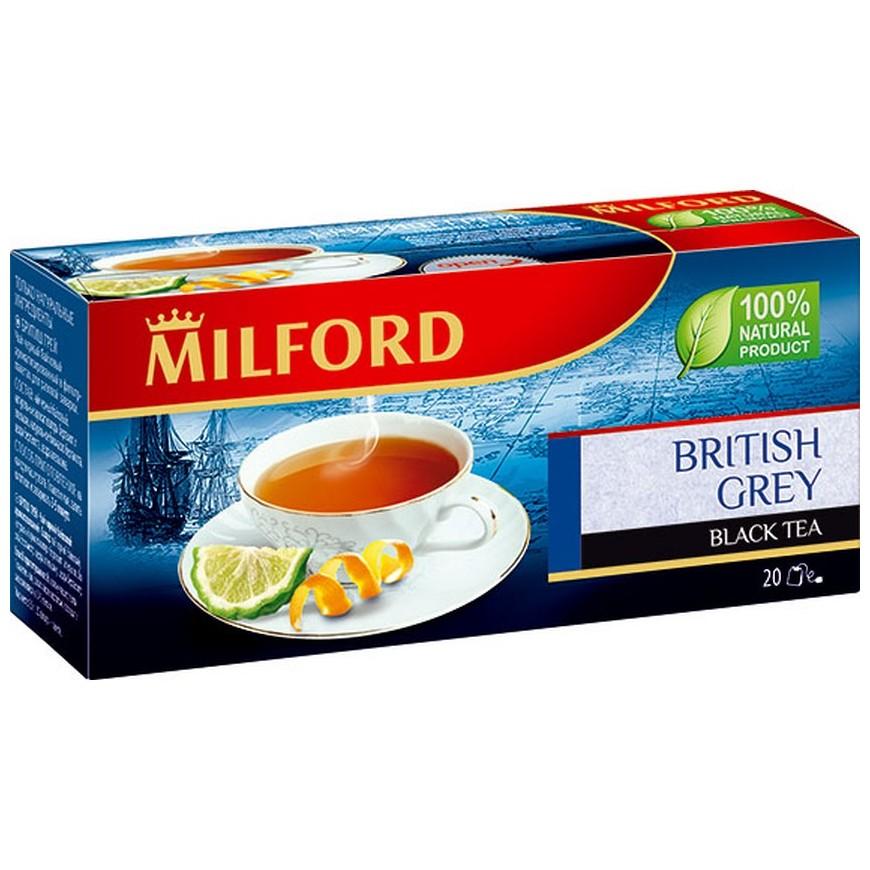 Чай черный Milford