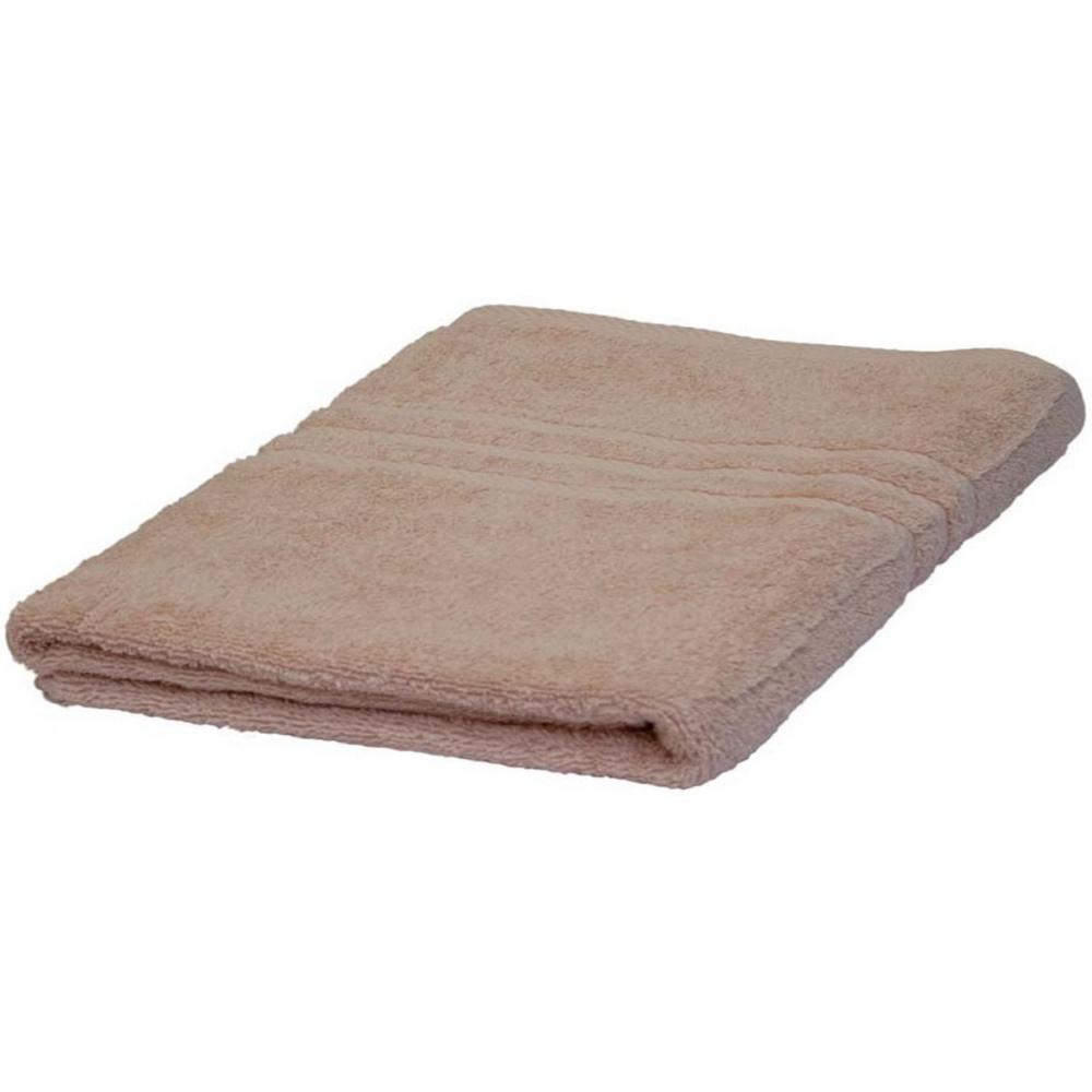 Полотенце махровое Nandan, 70х140 см, розовое