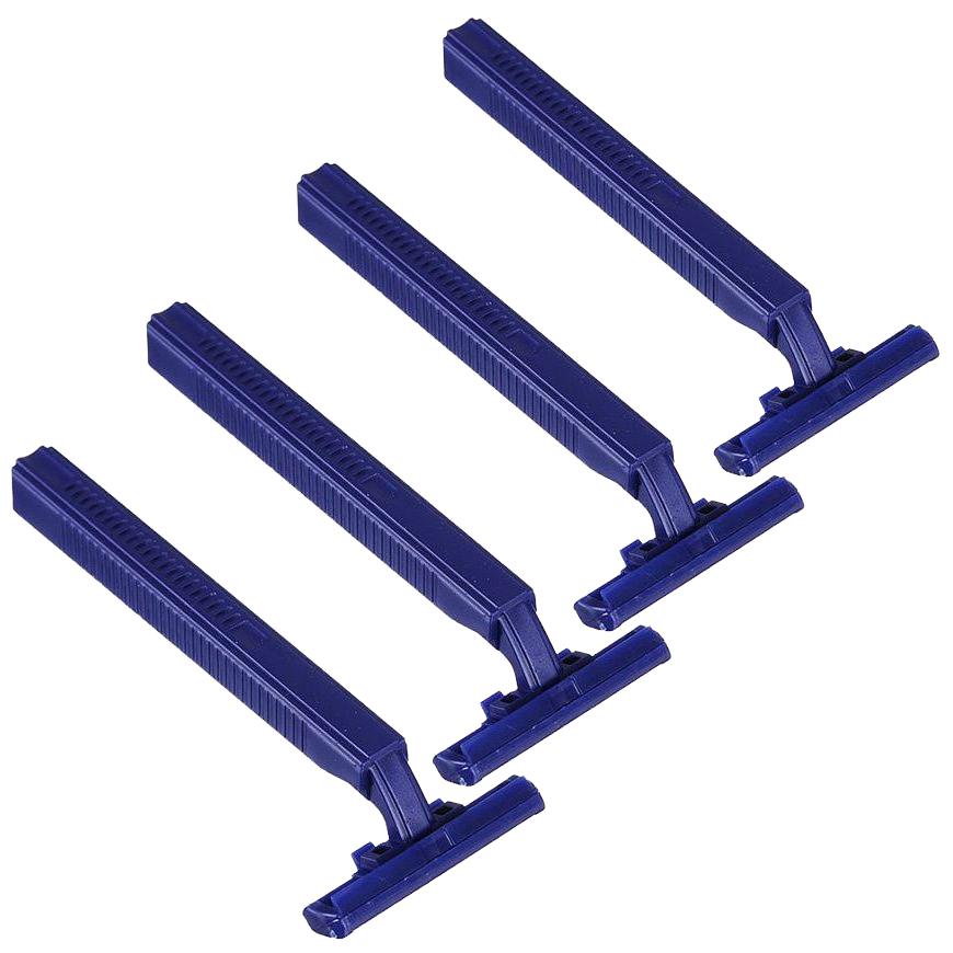 Одноразовые мужские станки для бритья ЮниLook, 4 штуки