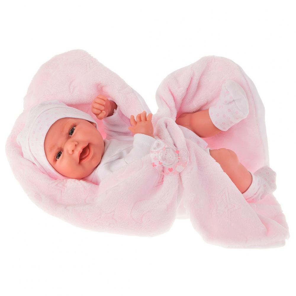 Кукла-младенец Antonio Jua