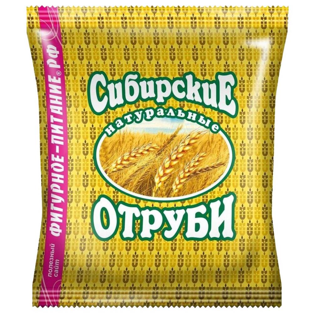 Отруби Сибирские Пшеничные | Натуральные, 200 г отруби сибирские пшеничные с черникой 200 г