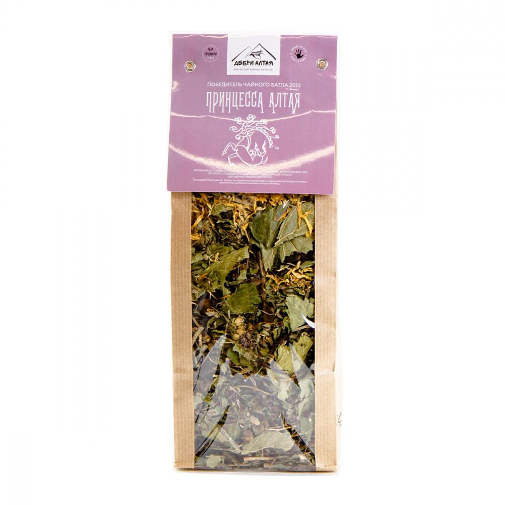 Травяной чай Дебри Алтая
