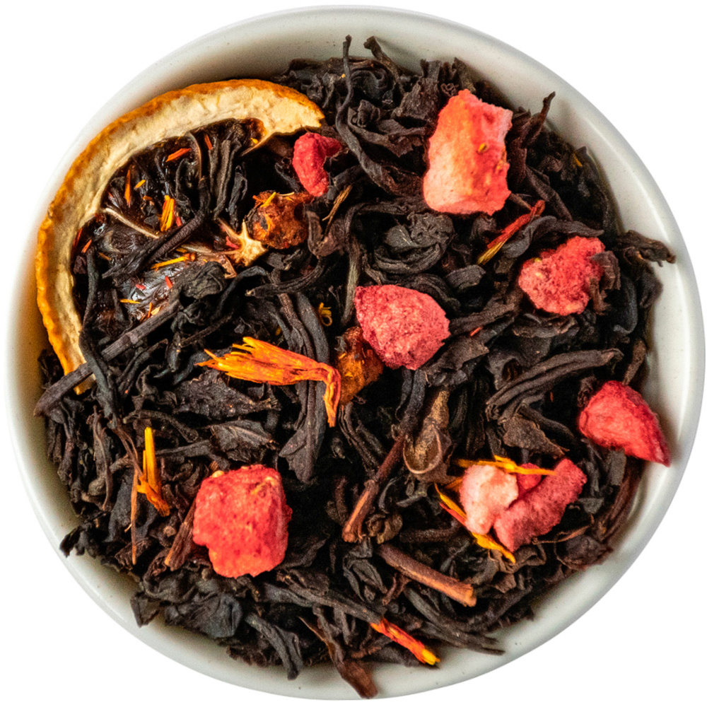 Чай чёрный с добавками Саусеп чай хайсон саусеп чёрный листовой c добавками 100г карт