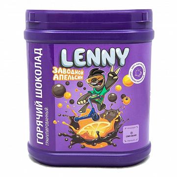 """Какао-напиток Lenny """"Горячий шоколад/Шоколадно-апельсиновый"""", сухой, гранулированный, быстрораствори"""