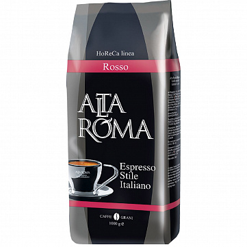 """Кофе в зернах Alta Roma """"Rosso"""", 1 кг"""