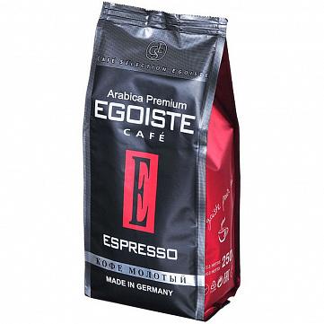 """Кофе молотый Egoiste """"Espresso"""", 250 г"""