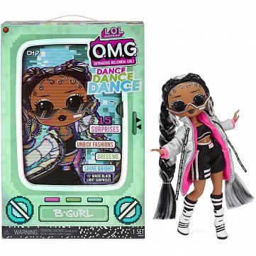 "Кукла L.O.L. Surprise ""OMG Dance Doll - B - Gurl"""