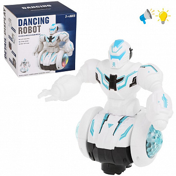 "Робот, свет, звуки, ТМ ""Наша Игрушка"""