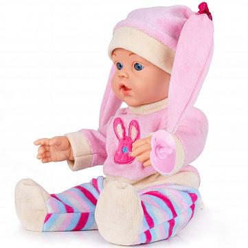 """Пупс Fancy Dolls """"Малышка"""", с соской"""