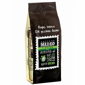 """Кофе в зернах Madeo """"7 O'Clock"""", 500 г"""