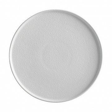 "Тарелка обеденная Maxwell & Williams ""Икра"", белая, d=26,5 см"