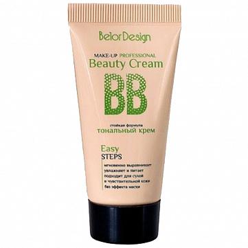 """Тональный BB крем Belor Design """"Beauty cream"""", тон 103, 30 г"""