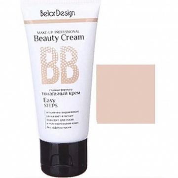 """Тональный BB крем Belor Design """"Beauty cream"""", тон 100, 30 г"""