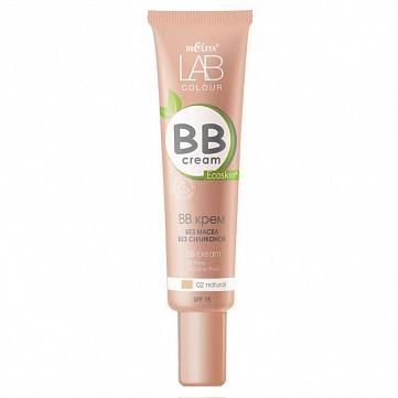 "BB крем Bielita ""LAB colour"", без масел и силиконов, тон 02 natural, 30 мл"